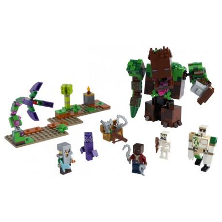 LEGO Minecraft - O Horror da Selva (489 pcs) 2021