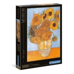 """PUZZLE 1000 pçs - """"Sun Flowers"""" Van Gogh Museum Collection"""
