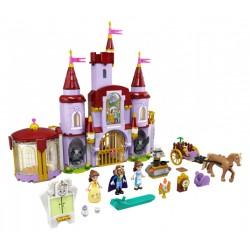 LEGO Disney Princess - A Bela e o Castelo do Monstro (505 pcs) 2021