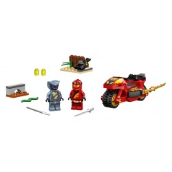 LEGO Ninjago - Mota de Espadas do Kai (54 pcs) 2021