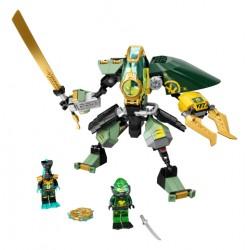 LEGO Ninjago - Hidrorrobô do Lloyd (228 pcs) 2021