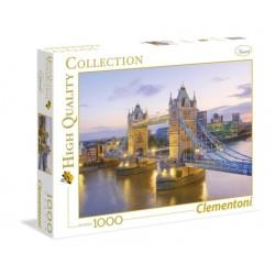 PUZZLE 1000 pçs - Tower Bridge High Quality Collection
