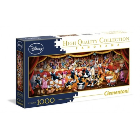 """PUZZLE 1000 pçs - """"Disney Orchestra"""" High Quality Collection"""