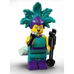 "LEGO MINIFIGURE - 21ª Série ""Cabaret Singer"" 2021"