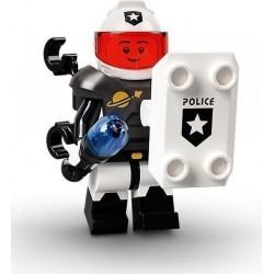 """LEGO MINIFIGURE - 21ª Série """"Space Police Guy"""" 2021"""