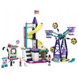 LEGO Friends - Roda-Gigante e Escorrega (545 pcs) 2021