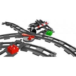 LEGO DUPLO - Conjunto de Acessórios para Comboio (24 pcs.) 2017