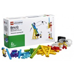 LEGO Education - Kit Aprendizagem Pessoal BricQ Motion Essential - 2021