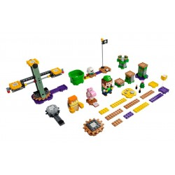 LEGO Super Mario - Pack Inicial - Aventuras com Luigi (280 pcs) 2021