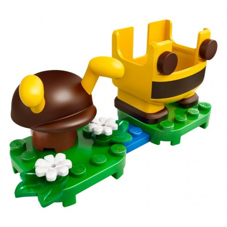 LEGO Super Mario - Pack Power-Up - Mario Abelha (13 pcs) 2021