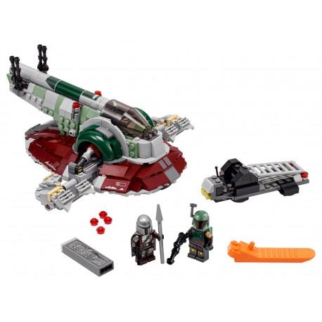 LEGO Star Wars - Starship™ de Boba Fett (593 pcs) 2021