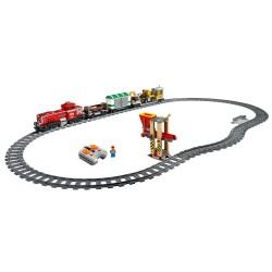 LEGO EXCLUSIVO CITY - Comboio de Carga () 2012 - Descontinuado