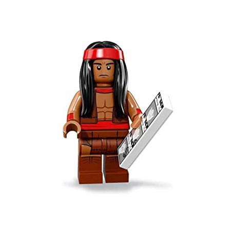 "LEGO Minifigure Batman 2º Série \""Apache Chief\"" 2018"