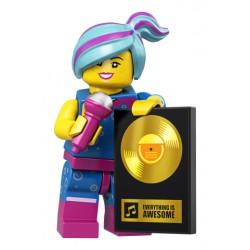 """LEGO Minifigure - LEGO Movie 2 """"Flashback Lucy"""" 2019"""