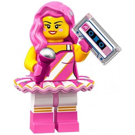 "LEGO Minifigure - LEGO Movie 2 ""Candy Rapper"" 2019"