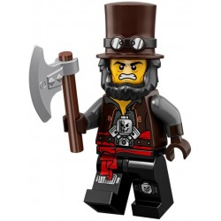"LEGO Minifigure - LEGO Movie 2 ""Apocalypseburg Abe"" 2019"