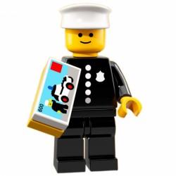 """LEGO MINIFIGURE - 18ª Série """"Classic Police Officer"""""""
