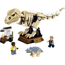 LEGO Jurassic World - Exposição de Fóssil do Dinossauro T.rex (198 pcs) 2021