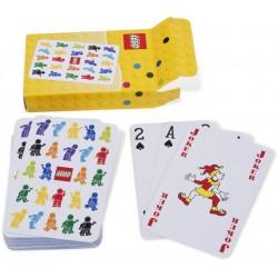 LEGO EXCLUSIVO Acessórios - Jogo de Cartas