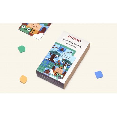 CUBETTO Pack - Swampy Swap Adventure - PRIMO006A