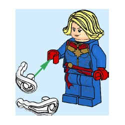 LEGO Super Heroes - Captain Marvel - 2021