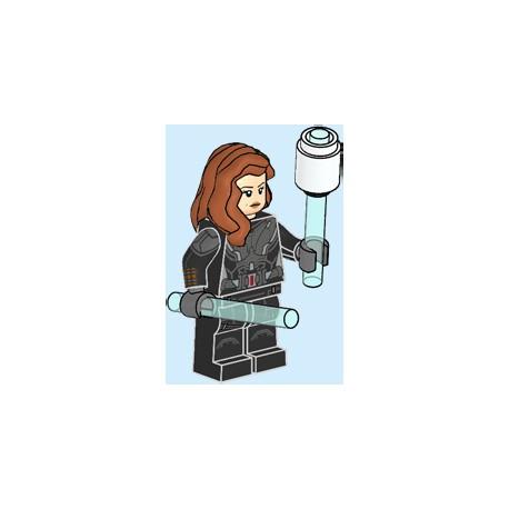 LEGO Super Heroes - Black Widow + Quinjet - 2021