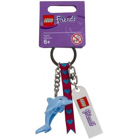 LEGO EXCLUSIVO Acessório - Friends porta chave - Golfinho