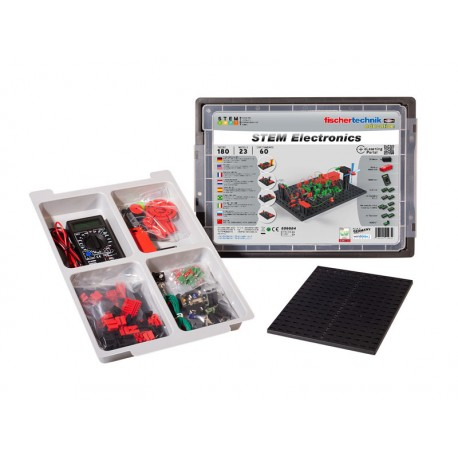 FISCHERTECHNIK - STEM Set Kit - Electronics