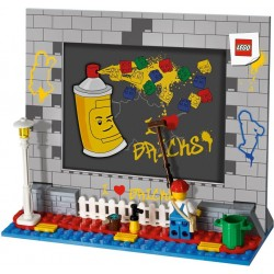 LEGO EXCLUSIVO - Classic Picture Frame