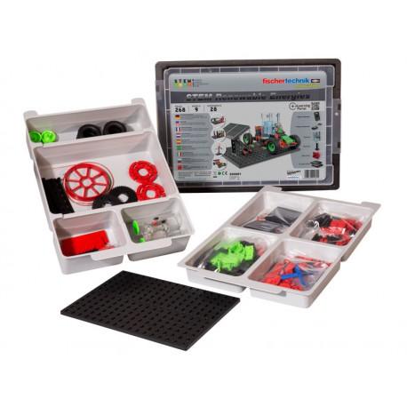 FISCHERTECHNIK - STEM Set Kit - Energias Renováveis