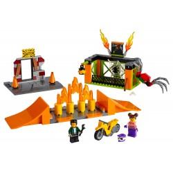 LEGO City - Parque de Acrobacias (170 pcs) 2021