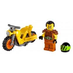 LEGO City - Mota de Acrobacias Demolidoras (12 pcs) 2021