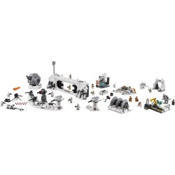 LEGO EXCLUSIVO Star Wars - Assalto em Hoth (2144 pcs.) 01.2016