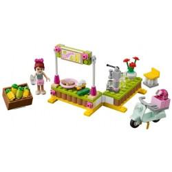 LEGO Friends - A banca de Limonada da Mia