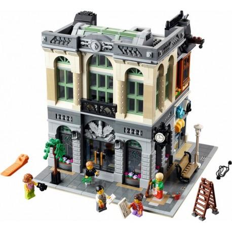 LEGO EXCLUSIVO CREATOR - Banco da Cidade (2380 pcs.) 2016