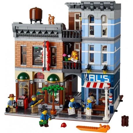 LEGO EXCLUSIVO CREATOR - Escritório do Detetive (2262 pcs.)
