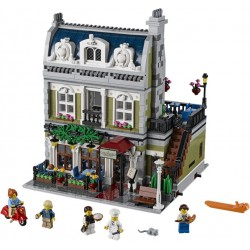 LEGO EXCLUSIVO CREATOR - Restaurante Parisiense 2014