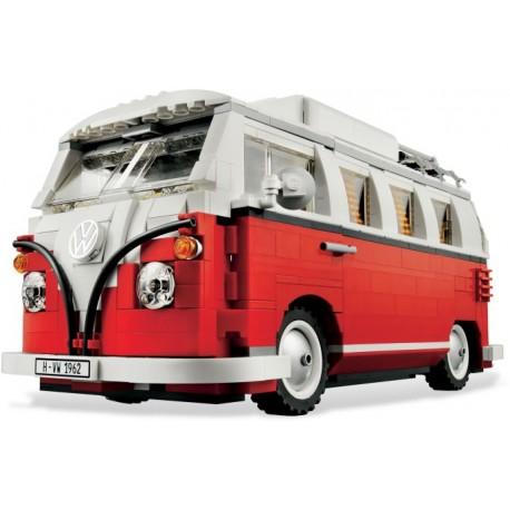 LEGO 10220 Autocaravana Volkswagen T1