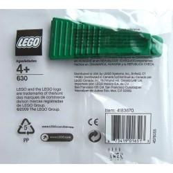LEGO EXCLUSIVO Acessório - Separador de peças verde